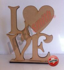 Letters Contemporary Decorative Indoor Signs/Plaques