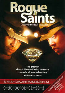 DVD Movie - ROGUE SAINTS Discover the Real Treasure