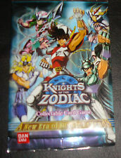 Saint Seiya Trading Cards (9 Cards per pack), Los Caballeros del Zodiaco