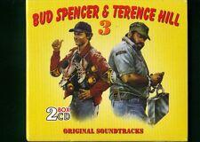 BUD SPENCER E TERENCE HILL 3  DOPPIO CD NUOVO SIGILLATO