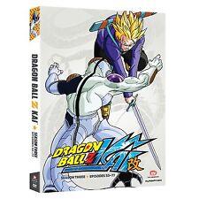 Dragon Ball Z Kai . The Complete Season 3 . Dragonball . Anime . 4 DVD . NEU