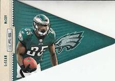 2012 Rookies and Stars Player Pennant #15 LeSean McCoy Eagles