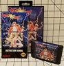 Fatal Fury (Sega Genesis, 1993) Complete CIB Tested