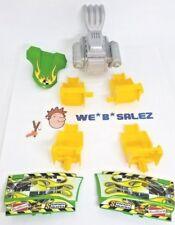 Hot Wheels Incredible Crash Dummies Dune Buggy Replacement Parts Lot Mattel 2004