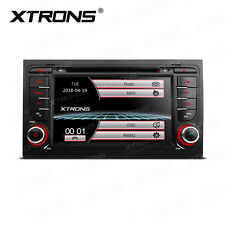 "7"" UI GPS Navigation Autoradio 8GB KUDOS Map Für Audi A4 S4 RS4 8E B6 B7 DVD USB"