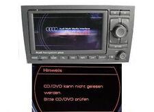 Reparatur Audi A3 A4 A6 TT RNS-E  DVD Laufwerk Lesefehler
