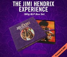 THE JIMI HENDRIX EXPERIENCE - 8 LP,180 G.Vinyl Box Set, NUMBERED + 40 Page Book