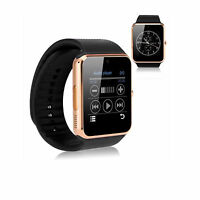 Sweatproof Bluetooth Smart Watch Phone Wristwatch for Android Samsung S7 HTC LG