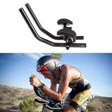 TRI BARS ALLOY HANDLEBARS TRIAL Clip On BARS FOR ROAD TRIATHLON BIKE CYCLE NEW