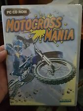Motocross Mania  -  PC GAME - FREE POST