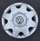 VW 16 Inch Wheel Cover / Hub Cap OEM Volkswagen German Quality 1C0601147D