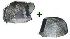 MK Fort Knox 2.0 Camo Dome 3,5 Man Bivvy + Winterskin Karpfen Carp