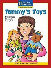 Content-Based Readers Fiction Emergent Science: Tammy's Toys
