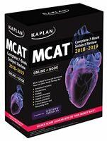 Kaplan Mcat Review Complete Subject Review  Kaplan