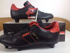 Vintage 1982 Taza De Mitre'82 Botas de fútbol UK 5 Como Nuevo Raro Keegan Botines de fútbol