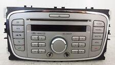 Ford Mondeo C-Max Galaxy S-Max 06-15 CD Player Radio Head Unit 8S7T18C815AC