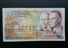 More details for luxembourg 1981 100 francs unc