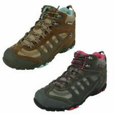 M US Women Black Tommy Hilfiger Hiking Hybrid Womens Walking Boots 8.5 B