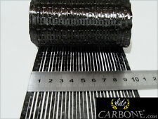 (3 METRES x 100mm) Tissus composite de CARBONE :150g/m²
