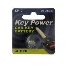 New Key Power 1220 Car Key Cell Battery 3V Lithium
