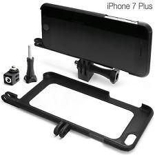 Tripod Mount für iPhone 7 Plus Zubehör Stativ GoPro Go Pro Adapter Hülle Bumper
