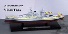 DeAgostini atlas 1/1250 USN battleship USS Pennsylvania (BB-38) 7134-132