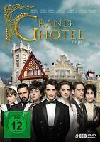 ADRIANA/SALAMANCA,AMAIA/GONZALES,YON/+ OZORES-GRAND HOTEL-STAFFEL 4 3 DVD NEU