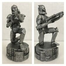 Star Wars Saga Edition Chess Clone Trooper Pawn Replacement Part Cake Topper