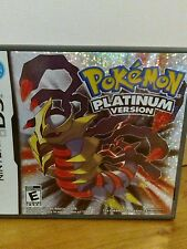 POKEMON PLATINUM *NEW & SEALED* DS LITE 3DS 2DS FREE DEL 1ST CLASS UK SELLER