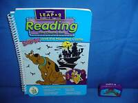 Leap Frog Pad SCOOBY-DOO AND THE HAUNTED CASTLE Book and Cartridge