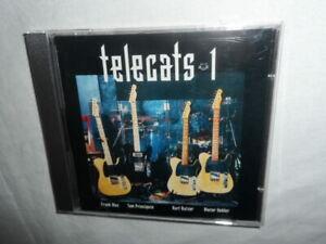 Telecats -1- Top Auio CD