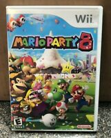 Mario Party 8 (Nintendo Wii, 2007) - Clean & Tested Working - Free Ship