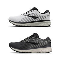 Brooks Ghost 12 2E Wide Men Running Training Shoes Sneaker Trainers Pick 1