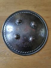 """More details for antique indo persian 9"""" dhal shield #1"""
