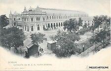 SPAIN - Sevilla - Estacion de M. Z. A. - Vista General - Hauser y Menet