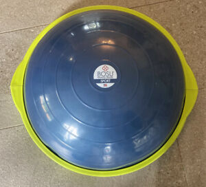 "BOSU SPORT BALANCE BALL TRAINER HOME FITNESS TRAINING 50cm 20"""