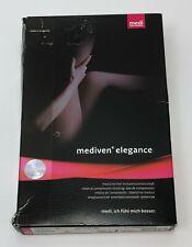 Medi Mediven Elegance Medical Knee High Compression Stocking Petite Sand