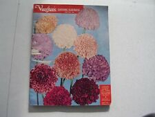 """1948 Vaughan's Gardening Illustrated Seed Catalog 8"""" x 10 1/2"""" with 104 Pages"""