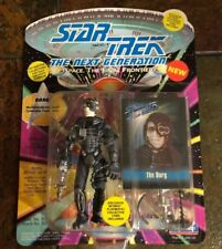 Star Trek The Next Generation The Borg Playmates New in Box