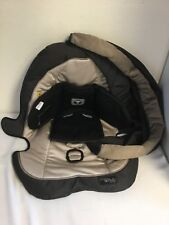 Graco Pedic Luxury Foam Car Seat Liner Canopy and Impact Protection Baby Child