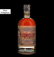 DON PAPA Rum Ron 7 Jahre Years Philippinen - vom Mount Kanlao Insel Negros