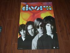 THE DOORS ROCK N ROLL PSYCHEDELIC POSTER