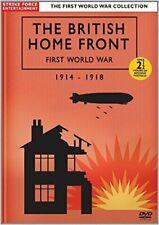 The British Home Front First World War 1914-1918 [DVD][Region 2]