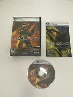 Halo 2 for Windows PC DVD-ROM (Used with Key and Booklet) 2007 Microsoft Bungie