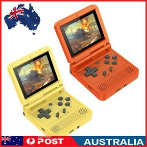 V90 3.0 inch IPS Retro Flip Handheld Console Pocket Mini Video Game Player