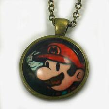 Kawaii Super Mario Necklace