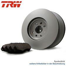 TRW Bremsscheiben Set + Beläge AJDFJ 292mm hinten für SAAB 9-3 YS3F 1.8 1.8t 2.0