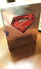 The Complete Superman Collection - 4 Christopher Reeve movies DVD set