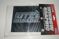UTEP MINERS Window Graphic