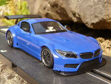 NSR BMW z4 gt3 TESTCAR Blu in 1:32 anche per Carrera Evolution 801195aw